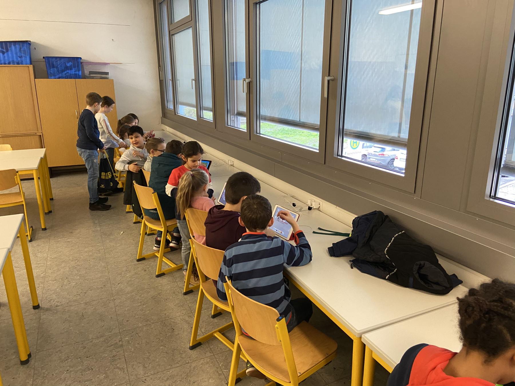 Schule Bühl